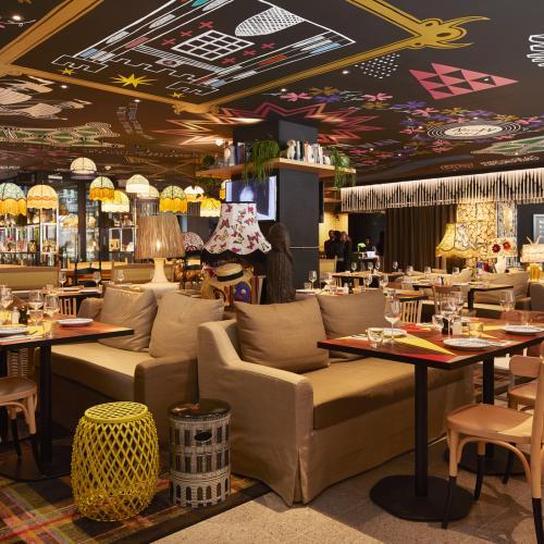 p MAMA restaurant