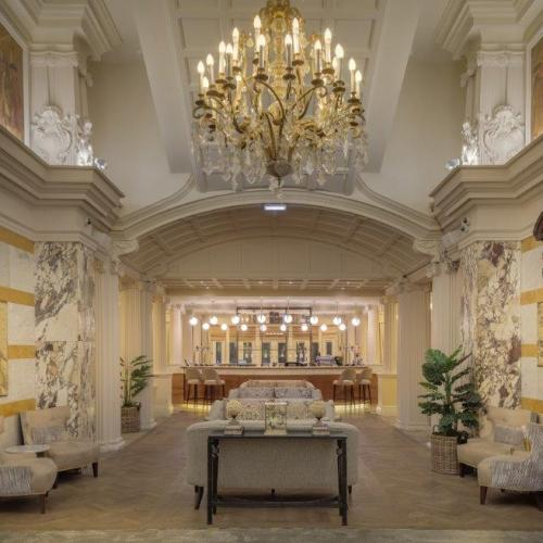 Majestic Hotel Harrogate - Fredericks Piano Lounge 2