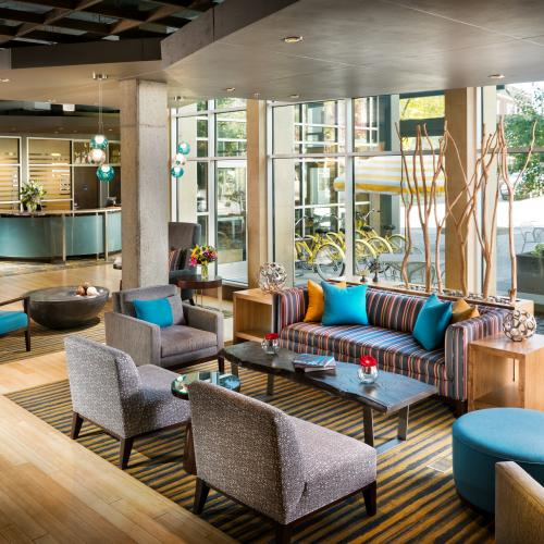 Watertown Hotel-Interiors-Lobby